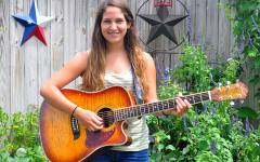 Musician Aims for Music Career