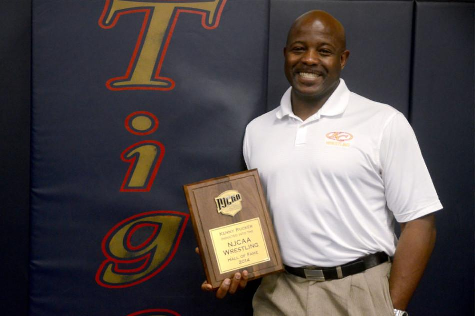 Wrestling coach selected for induction into Hall of Fame